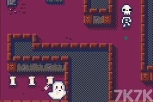 《幽灵的大冒险》游戏画面1