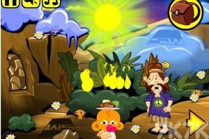 《逗小猴开心系列489》游戏画面2