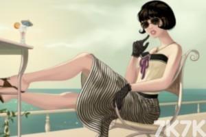 《复古女郎装》游戏画面3