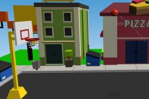 3D街头投篮