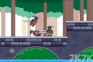 《战士大乱斗》游戏画面2