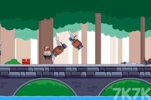 《战士大乱斗》游戏画面3