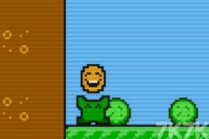 《笑脸探险记》游戏画面2