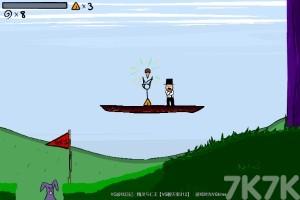 《小人冒险2H5》游戏画面2