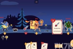《卡牌冒险》游戏画面4