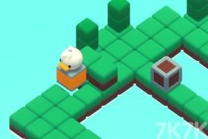 《白鸭推箱子》游戏画面4