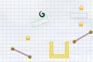 《糖果球入篮》游戏画面1