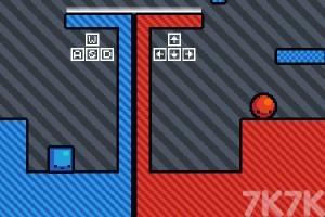 《红蓝拳击手》游戏画面1