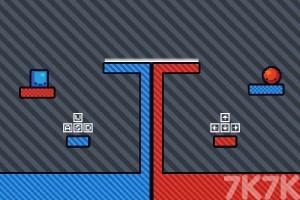 《红蓝拳击手》游戏画面4