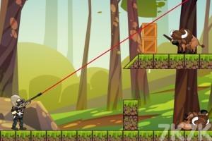 《森林猎人亨利》游戏画面1