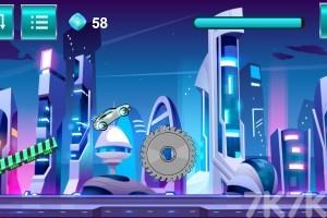 《赛博竞速》游戏画面3