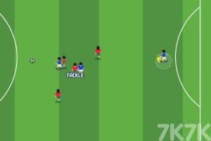 《足球大赛2021》游戏画面1