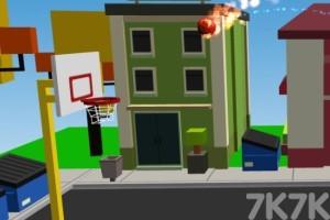 《3D街头投篮》游戏画面2