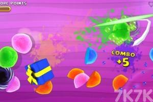 《冰淇淋切切乐》游戏画面2