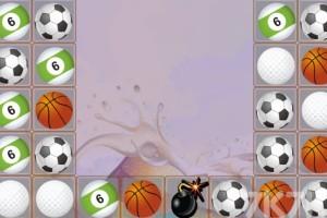《体育用品对对碰》游戏画面4