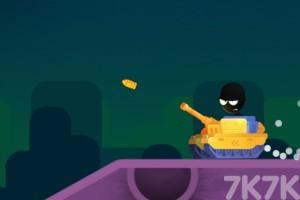 《火柴人坦克大战修改版》游戏画面2