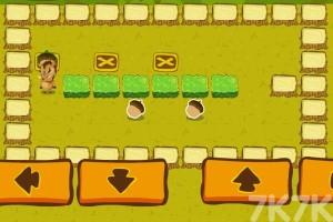 《野猪推箱子》游戏画面3