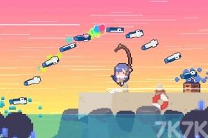 《奈奈米釣魚記》游戲畫面4
