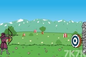 《射箭训练》游戏画面4