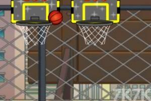《街头投篮高手》游戏画面3