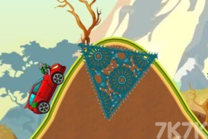 《丘陵越野》游戏画面3
