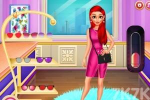 《装扮个性公主》游戏画面3
