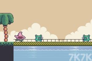 《海星历险记》游戏画面3