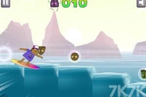 《怪物海滩冲浪》游戏画面4