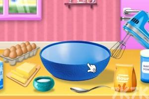 《化妆盒蛋糕》游戏画面1