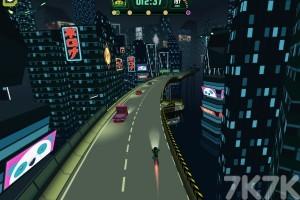 《忍者摩托车手》游戏画面2