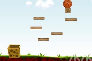《篮球进蓝框》游戏画面1
