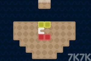 《智慧推方块》游戏画面1