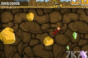 《黄金矿工挖掘机版》游戏画面4