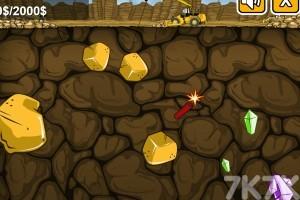 《黄金矿工挖掘机版》游戏画面3