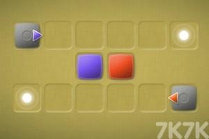《推动小方块》游戏画面1