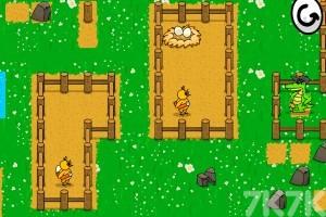 《鸡蛋传递》游戏画面1