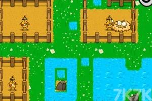 《鸡蛋传递》游戏画面4