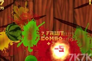 《无限切水果》游戏画面2
