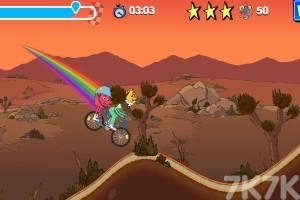 《彩虹骑行》游戏画面4