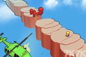 《橡皮人逃离圣殿》游戏画面3