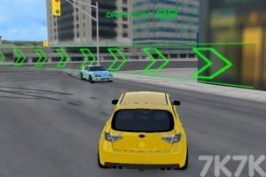 《城市汽车竞速赛》游戏画面2