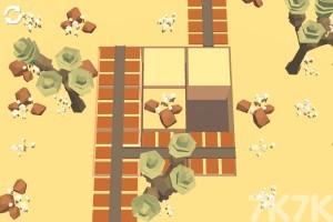 《铁轨连接》游戏画面4