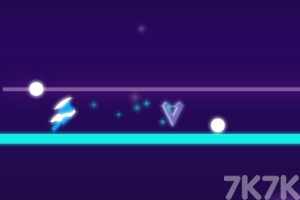 《闪耀霓虹摩托》游戏画面4