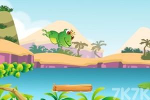 《蹦蹦哒青蛙》游戏画面4