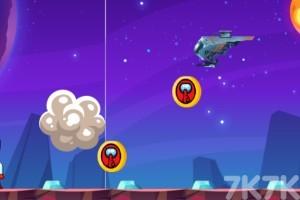 《太空人外星跑酷》游戏画面4