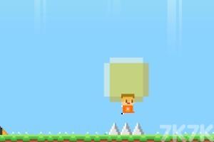 《像素小人跳跃》游戏画面1