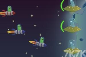 《外星人敢死队》游戏画面3