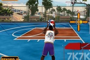 《街头投篮赛》游戏画面1