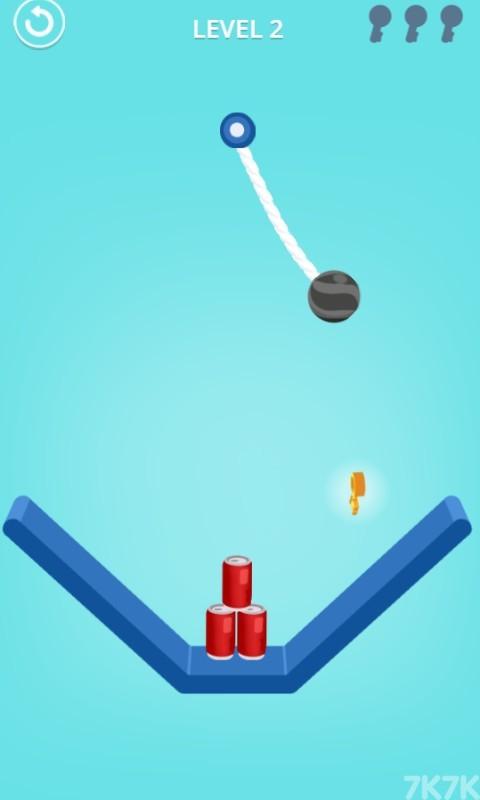 《绳索保龄球2》游戏画面4
