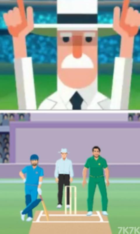 《板球之夜》游戏画面1